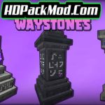 waystones mod 150x150 - Craft Presence Mod 1.17.1/1.16.5 (Linking The Game to Discord)