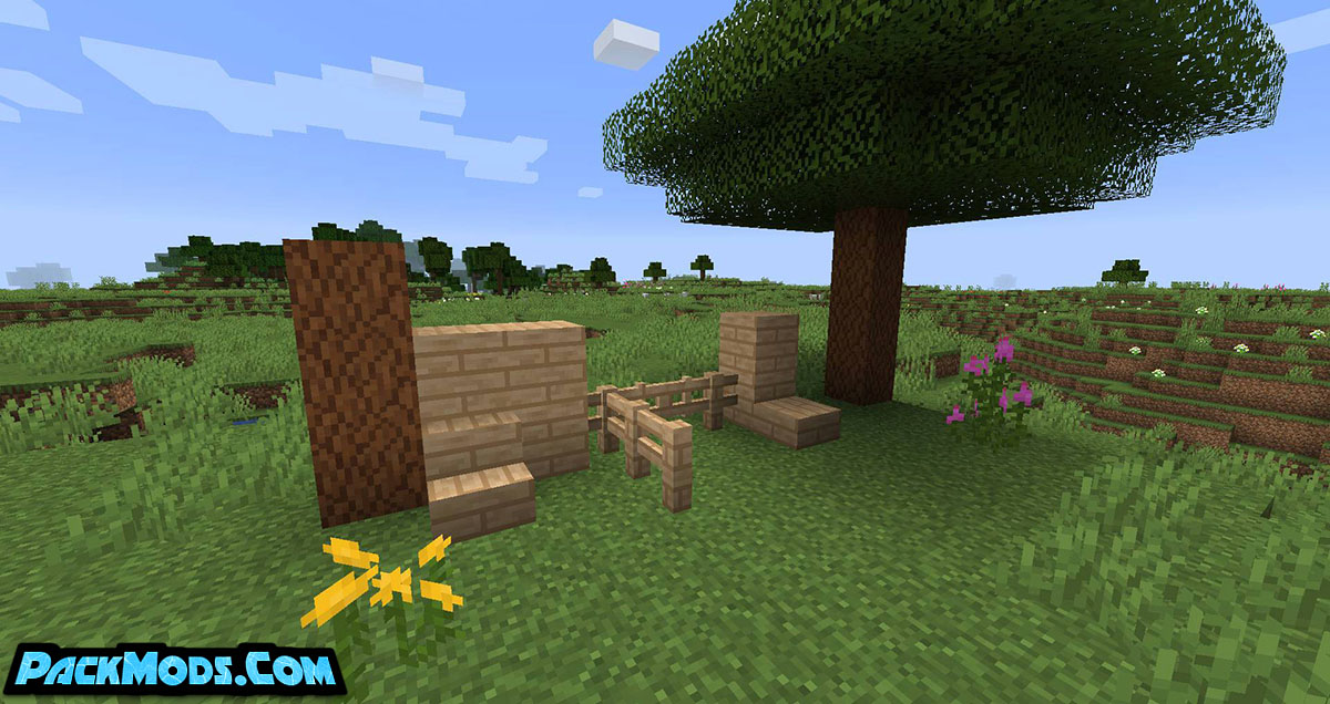 woods and mires mod 2 - Woods and Mires Mod 1.17.1/1.16.5 (Unusual Biomes)