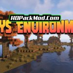 arkys environment mod 150x150 - Fry's Things Guns and More Mod 1.16.5 (Cannon, Firearms)