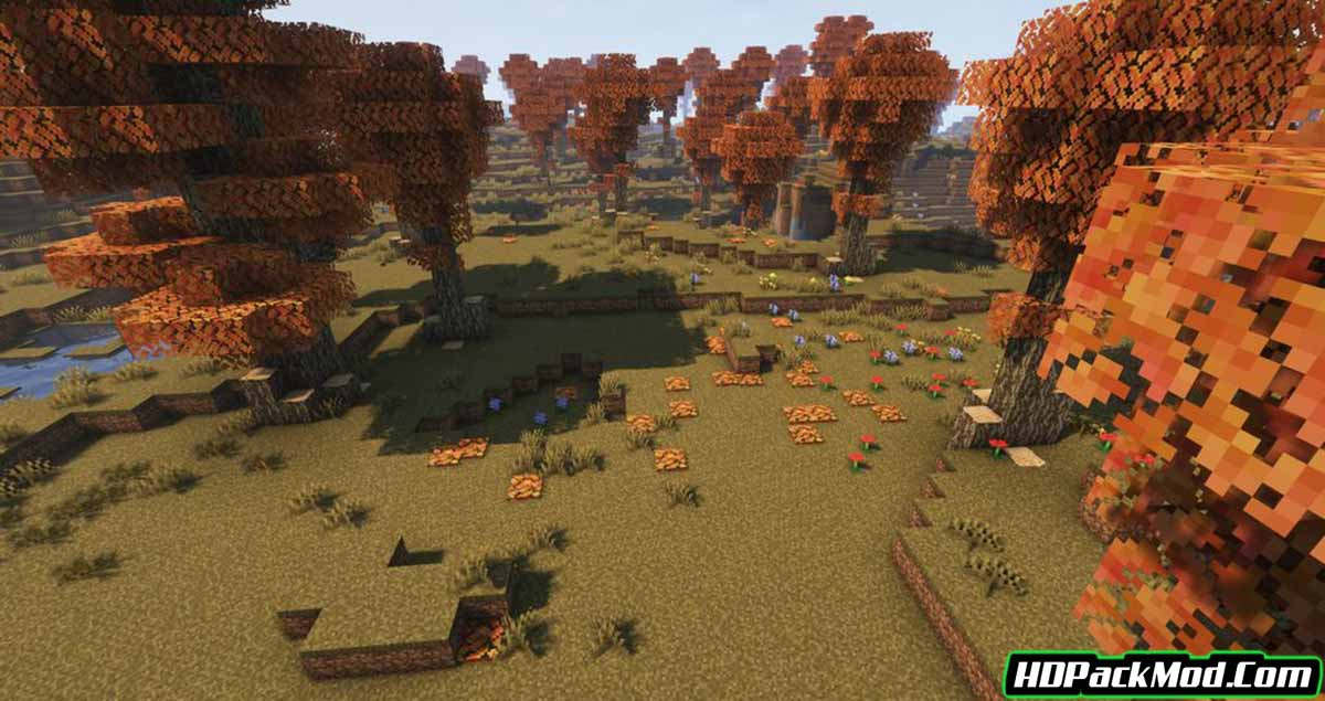 arkys environment mod 3 - Arky's Environment Mod 1.16.5 (Decoration, Biomes)