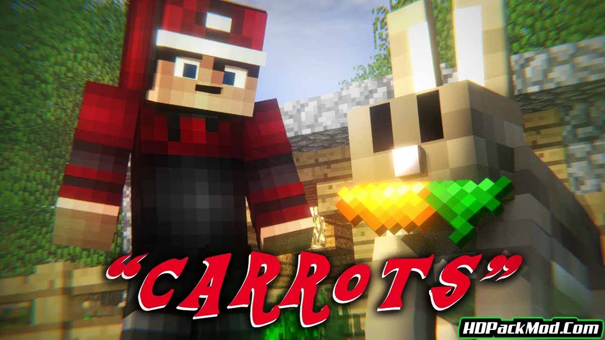 carrots library mod - Carrots Library Mod 1.16.5/1.15.2 (The_Wabbits's Mod Library)