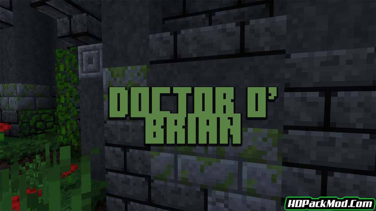 doctor o brian resource pack - Doctor O' Brian 1.16.5 Resource Pack 1.15.2 (RPG Textures 16x)