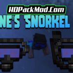 exlines snorkel mod 150x150 - Deathmatch Genshin Impact Weapons Mod 1.16.5 (Weapons from Anime)