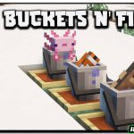 findreks 3d buckets and fish resource pack 150x150 - Jade Mod 1.17.1/1.16.5 (Hwyla Addons)