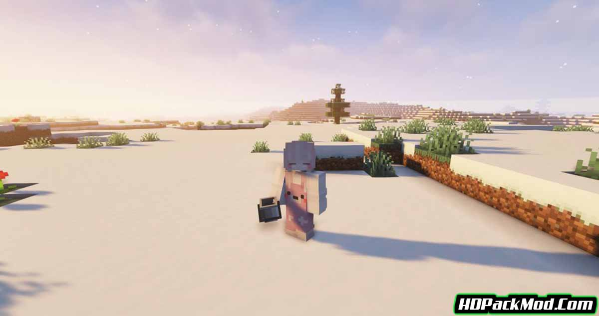 findreks 3d buckets and fish resource pack 2 - Findrek's 3D Buckets and Fish 1.17.1 Resource Pack 1.16.5 (16x)