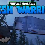fresh warriors mod 150x150 - Unreal Ores Mod 1.16.5 (Unique Weapons and Armor)