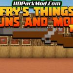 frys things guns and more mod 150x150 - Arky's Environment Mod 1.16.5 (Decoration, Biomes)