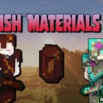 hellish materials mod 150x150 - Feder's Scarecrows Mod 1.17.1/1.16.5 (Prevention, Scarecrows)