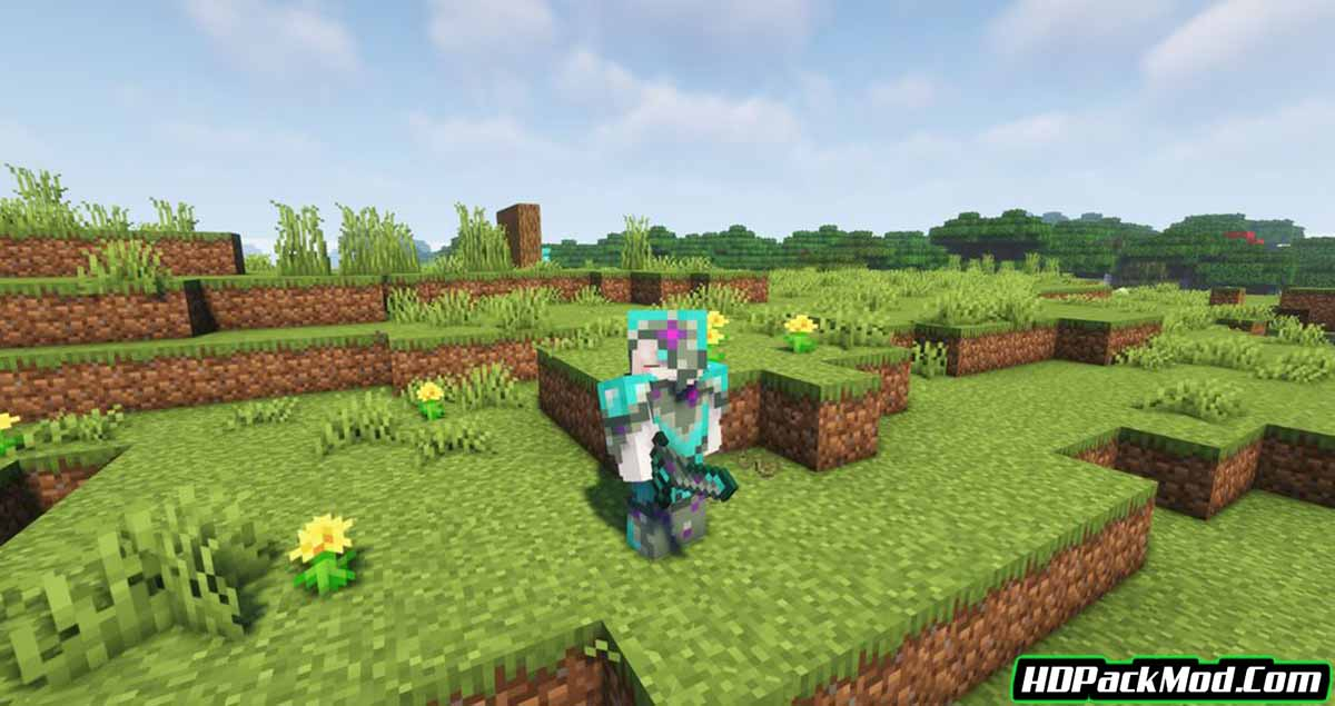 hellish materials mod 3 - Hellish Materials Mod 1.17.1/1.16.5 (New Materials and Equipment)