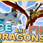 ice and fire dragons mod 150x150 - Exline's Snorkel Mod 1.17.1/1.16.5 (Underwater Mask)