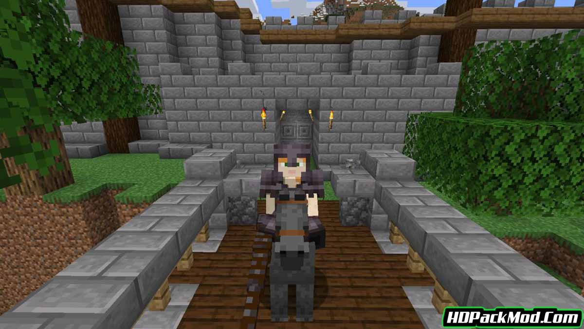 jousting mod 2 - Jousting Mod 1.17.1/1.16.5 (Middle Ages, Chivalry)