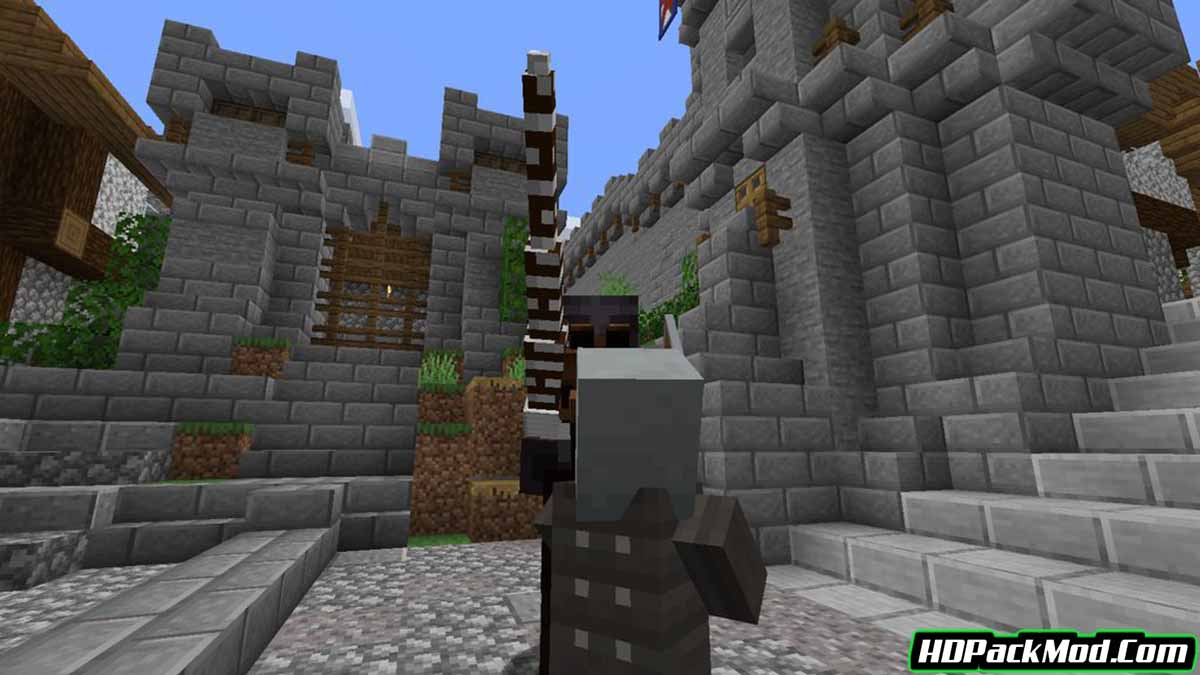jousting mod 4 - Jousting Mod 1.17.1/1.16.5 (Middle Ages, Chivalry)