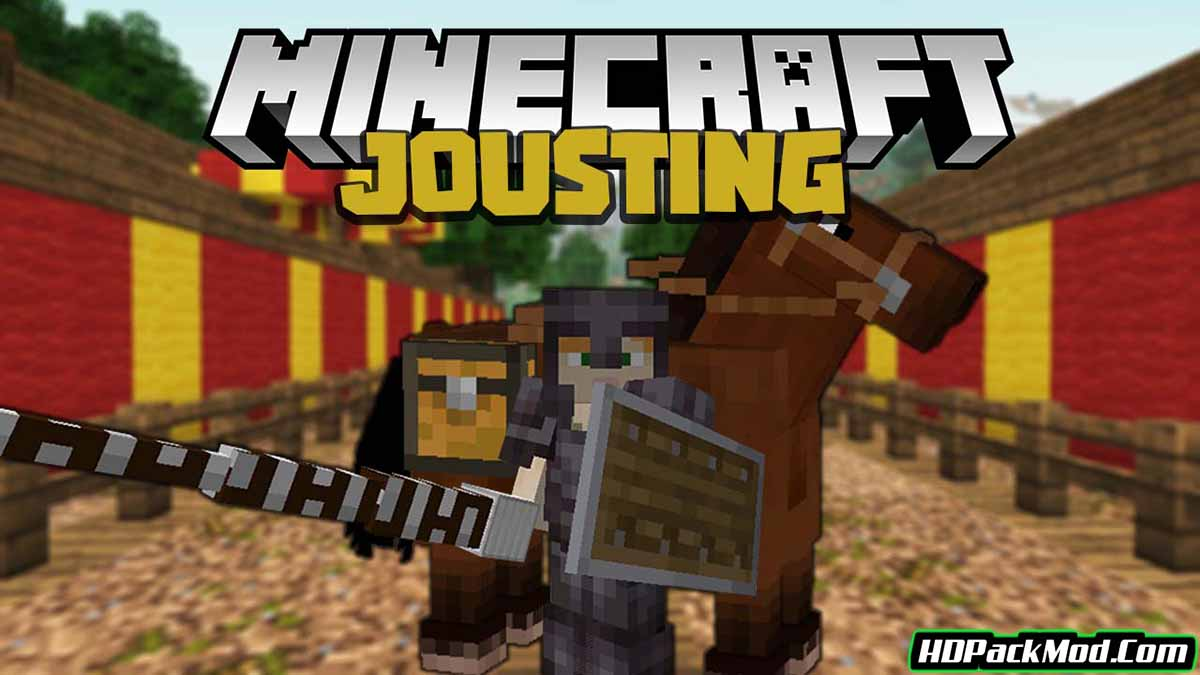 jousting mod - Jousting Mod 1.17.1/1.16.5 (Middle Ages, Chivalry)