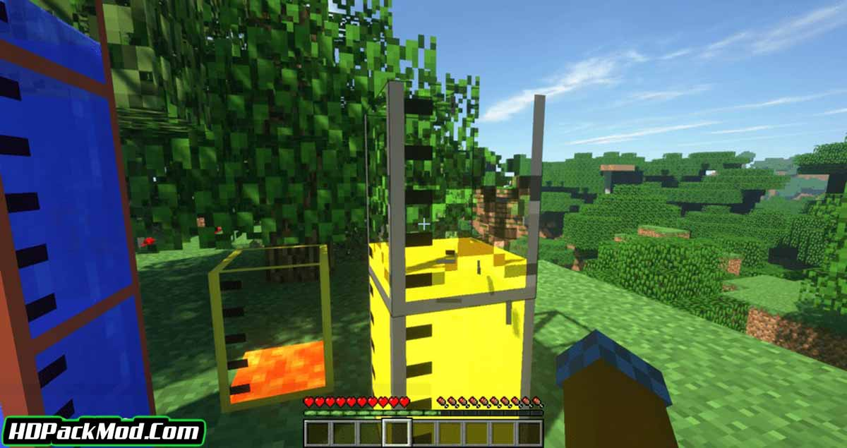 large fluid tank mod 3 - Large Fluid Tank Mod 1.17.1/1.16.5 (Storage Containers)