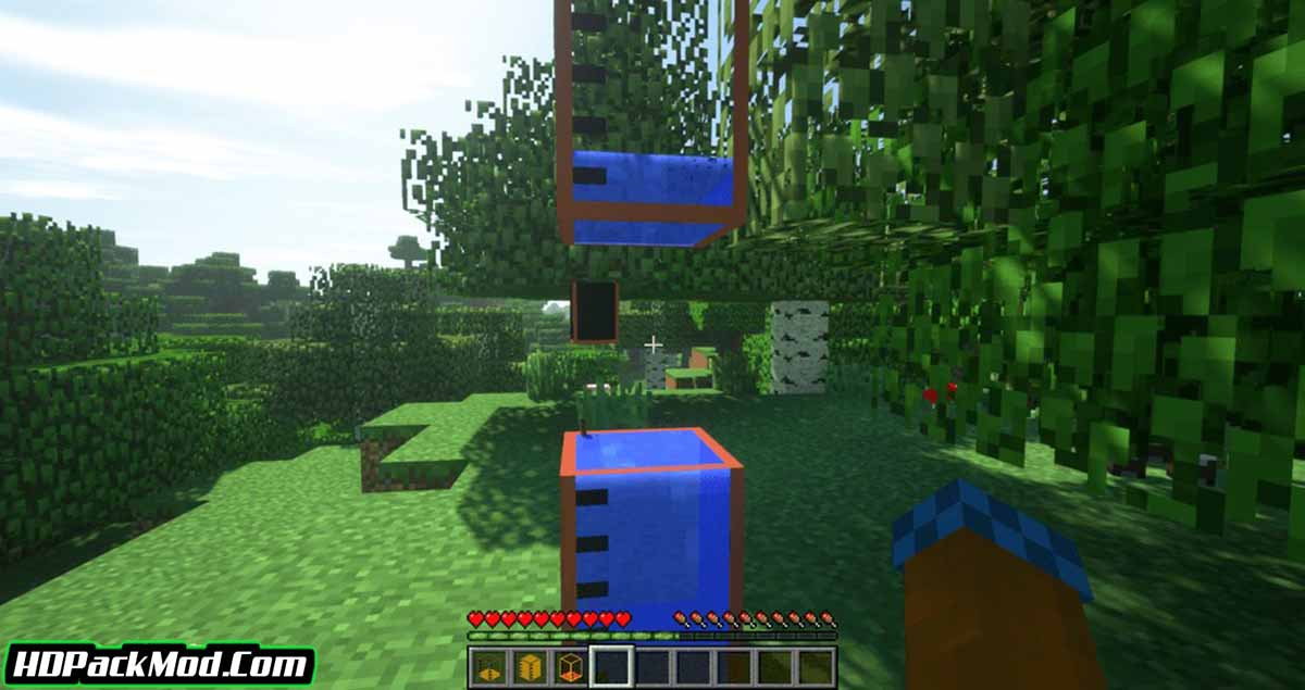 large fluid tank mod 4 - Large Fluid Tank Mod 1.17.1/1.16.5 (Storage Containers)