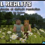 pixel reality resource pack 150x150 - XeKr Light Color 1.17.1 Resource Pack 1.16.5/1.15.2 (Bright and Colorful Textures)