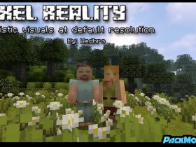 pixel reality resource pack 280x210 - Pixel Reality 1.17.1 Resource Pack 1.16.5/1.15.2 (32x)