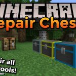repair chests mod 150x150 - The Impish Tome Mod 1.16.5 (Armors, New Entities)