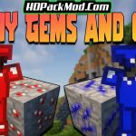 shiny gems and ores mod 150x150 - Hardcore Questing Mode Mod 1.17.1/1.16.5 (Quests for Minecraft)
