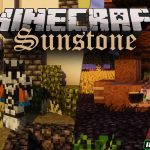 sunstone resource pack 150x150 - Unreal Ores Mod 1.16.5 (Unique Weapons and Armor)