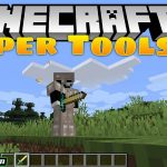 super tools mod 150x150 - More Ores In ONE Mod 1.17.1/1.16.5 (Ore in Different Worlds)