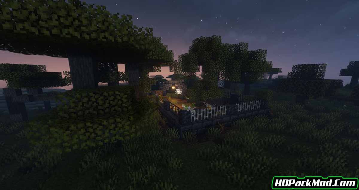 the graveyard mod 2 - The Graveyard Mod 1.17.1 (Structures, Challenging)