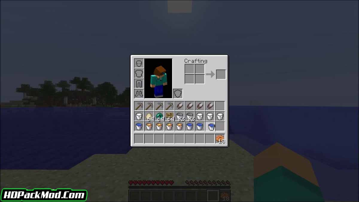upsizer mod 4 - Upsizer Mod 1.16.5/1.15.2 (Stack for All Items)