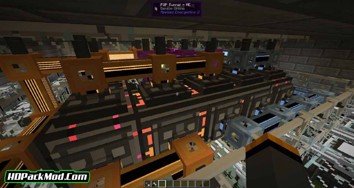 applied energistics 2 mod 2 - Applied Energistics 2 Mod 1.17.1/1.16.5 (Conquer The World)