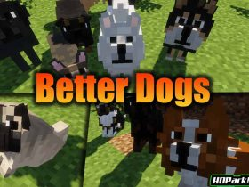 better dogs resource pack 280x210 - Better Dogs 1.17.1 Resource Pack 1.16.5/1.15.2 (16x)