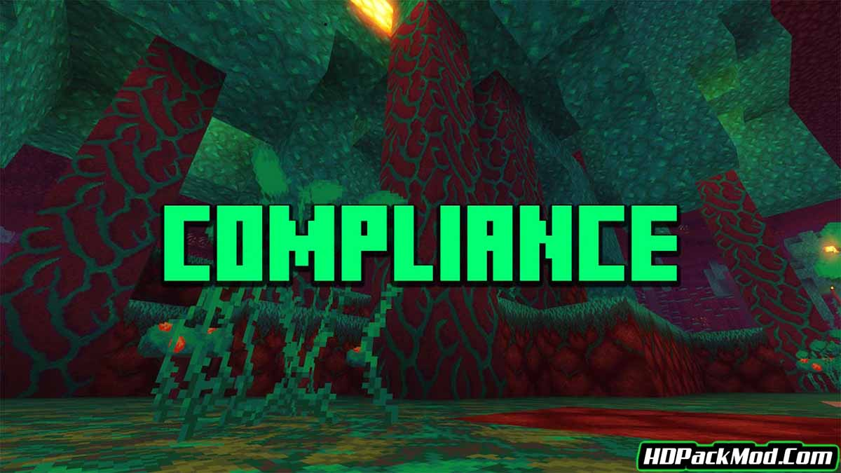 compliance resource pack - Compliance 1.17.1 Resource Pack 1.16.5 (32x/64x)
