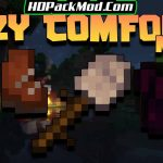 cozy comforts mod 150x150 - Oysters Reborn Mod 1.17.1 (Recycle, Armor)