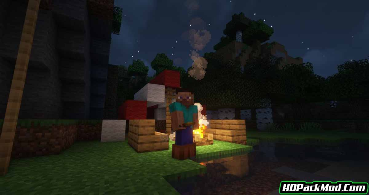 cozy comforts mod 4 - Cozy Comforts Mod 1.16.5 (Furniture, Camping)