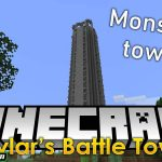 draylars battle towers mod 150x150 - Dynocaps Mod 1.17.1/1.16.5 (Carry The House With You)