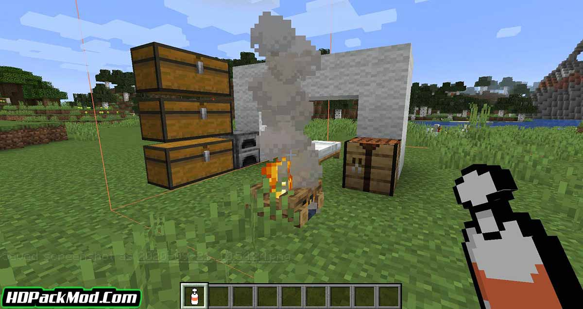 dynocaps mod 4 - Dynocaps Mod 1.17.1/1.16.5 (Carry The House With You)