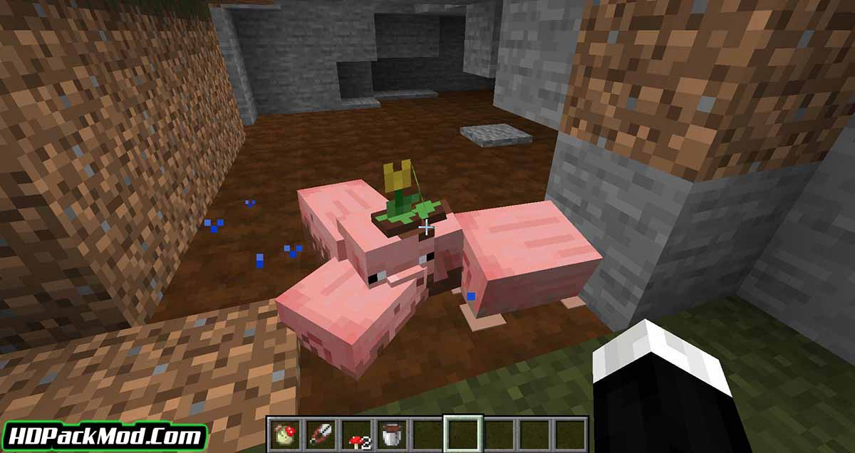 earth mobs mod 4 - Earth Mobs Mod 1.17.1/1.16.5 (Add a Mob from Minecraft Earth)
