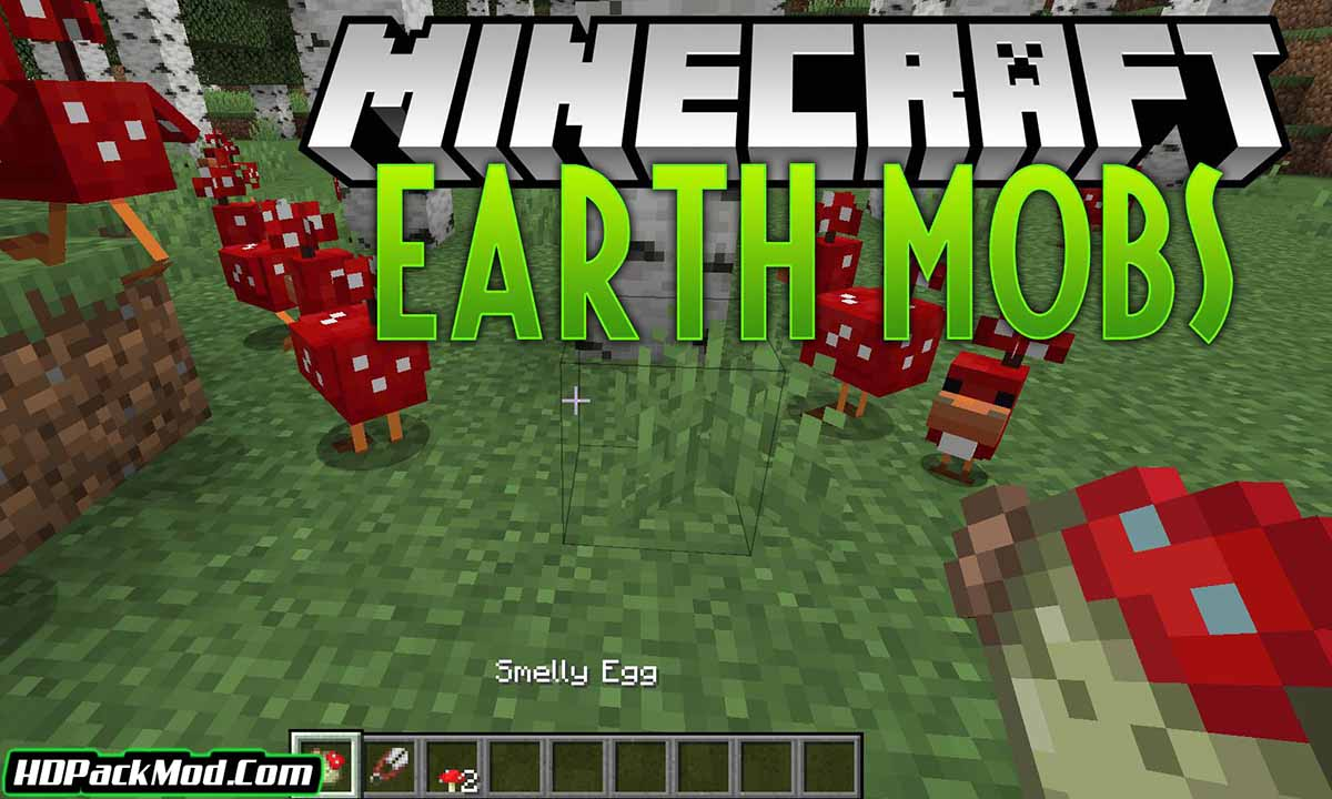 earth mobs mod - Earth Mobs Mod 1.17.1/1.16.5 (Add a Mob from Minecraft Earth)