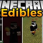 edibles mod 150x150 - Indicatia Mod 1.17.1/1.16.5 (More Information In The Game)