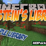 einsteins library mod 150x150 - Resourceful Tools Mod 1.18.1/1.17.1 (New and Simple Tools)