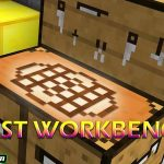 fast workbench mod 150x150 - Industrial Foregoing Mod 1.16.5/1.15.2 (Industrial Machines)