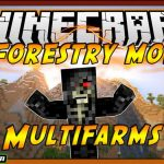 forestry mod 150x150 - Aroma1997Core Mod 1.12.2/1.11.2/1.10.2