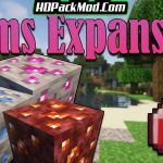 gems expansion mod 150x150 - Resourceful Bees Mod 1.16.5/1.15.2