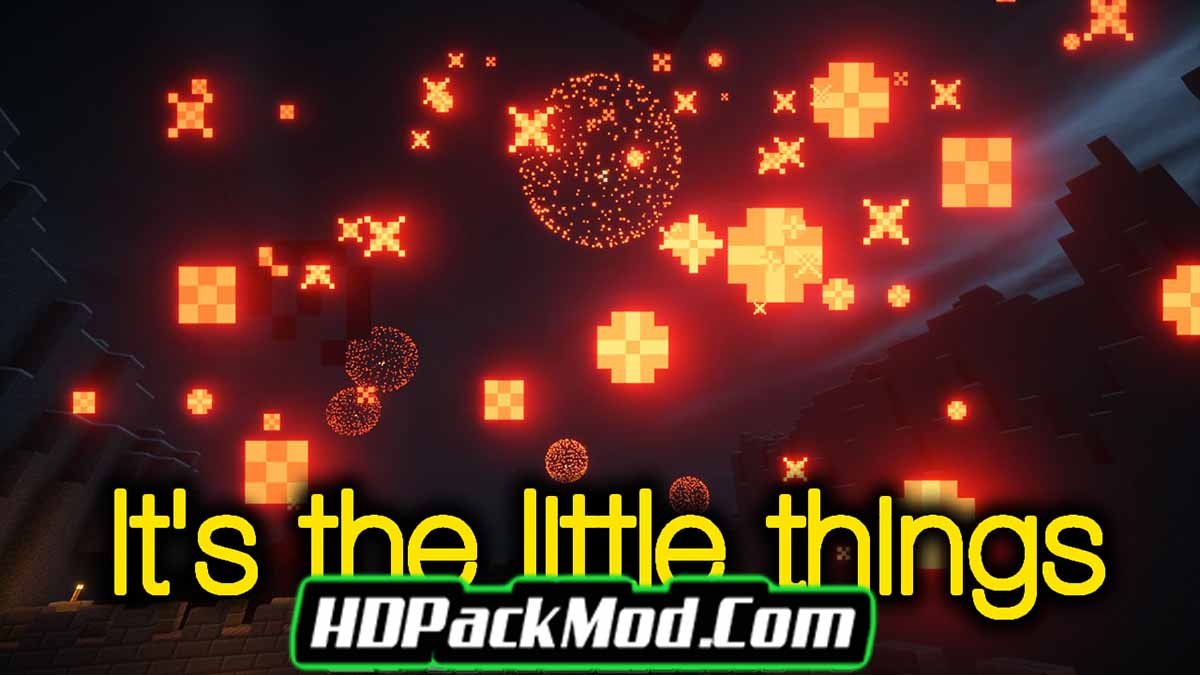 its the little things mod - It's The Little Things Mod 1.17.1/1.16.5 (Game Name and Icon Change)