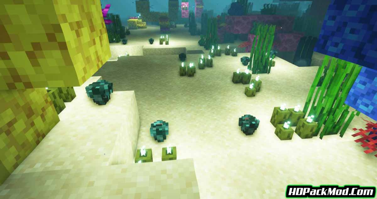 oysters reborn mod 2 - Oysters Reborn Mod 1.17.1 (Recycle, Armor)