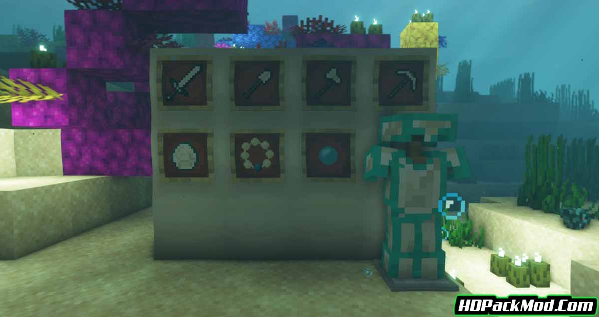 oysters reborn mod 3 - Oysters Reborn Mod 1.17.1 (Recycle, Armor)