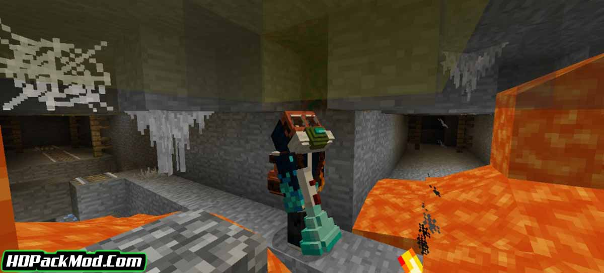 pollution of the realms mod 3 - Pollution of the Realms Mod 1.16.5/1.12.2 (Environmental Protection)