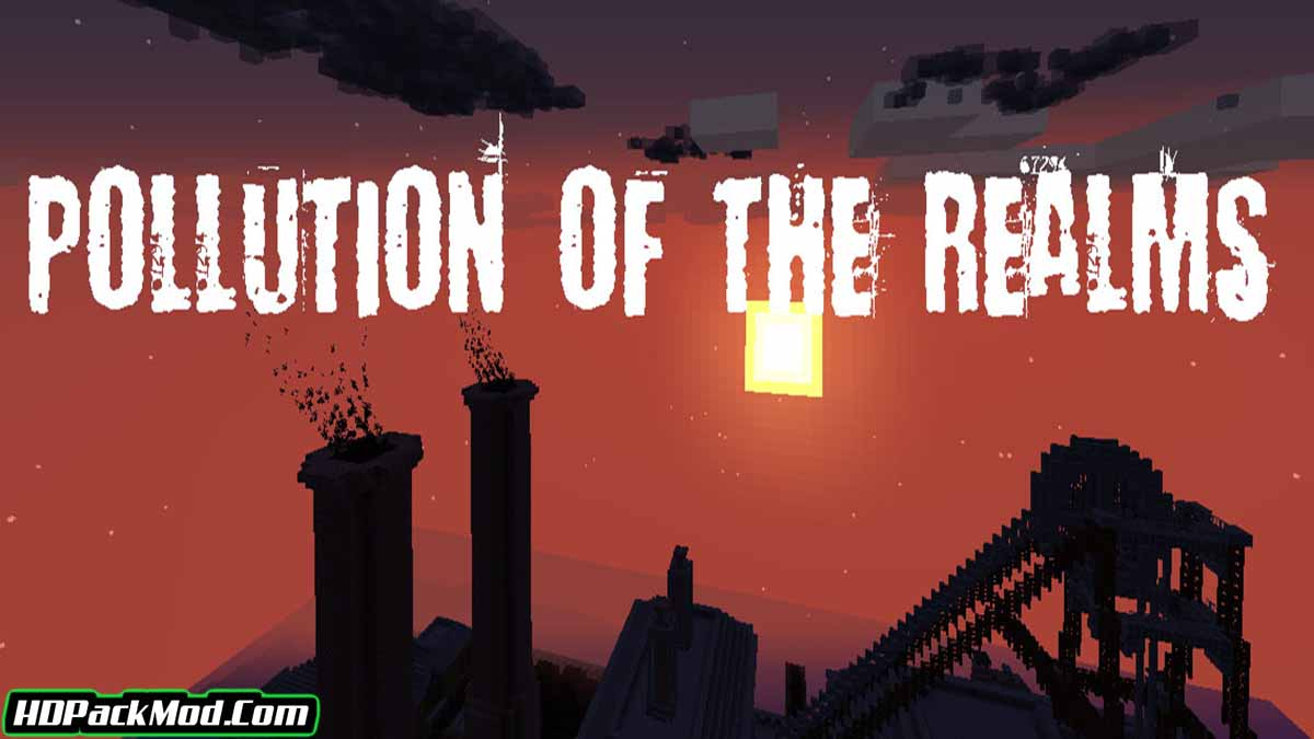 pollution of the realms mod - Pollution of the Realms Mod 1.16.5/1.12.2 (Environmental Protection)
