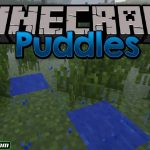 puddles mod 150x150 - Engineer's Decor Mod 1.17.1/1.16.5 (Industrial Style)