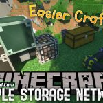 simple storage network mod 150x150 - Inventory Spam Mod 1.17.1/1.16.5 (See Discarded Items)