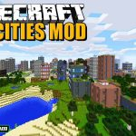 the lost cities mod 150x150 - To the Bat Poles Mod 1.16.5/1.15.2/1.14.4