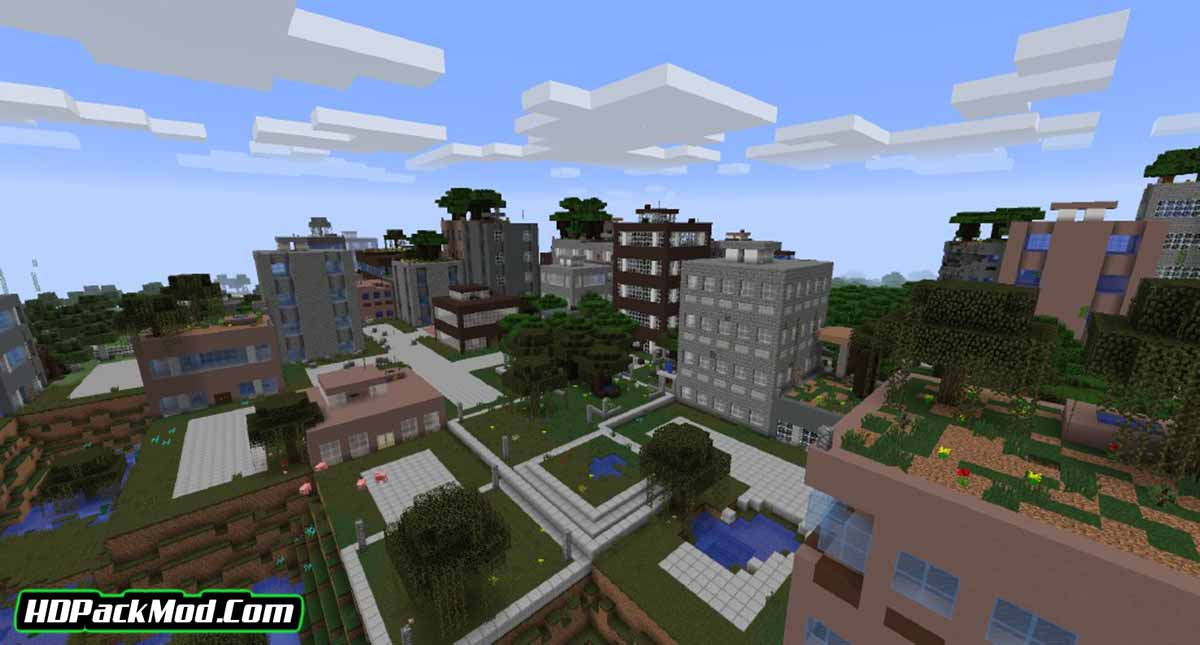 the lost cities mod 2 - The Lost Cities Mod 1.16.5/1.15.2/1.14.4